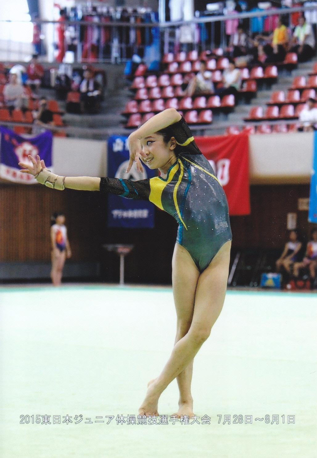 体操女子 2015東日本ジュニア 2015東日本ジュニア ...
